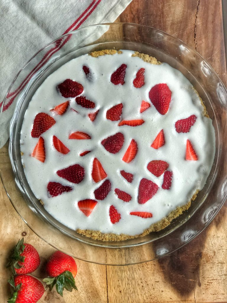 Strawberry Coconut PopTart