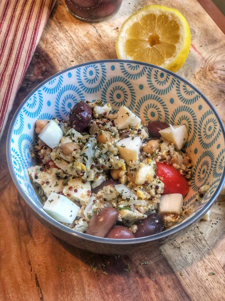 Greek Fried Rice