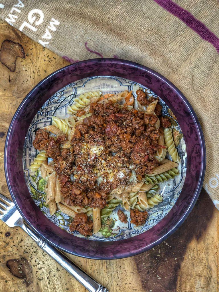 Walnut Bolognese