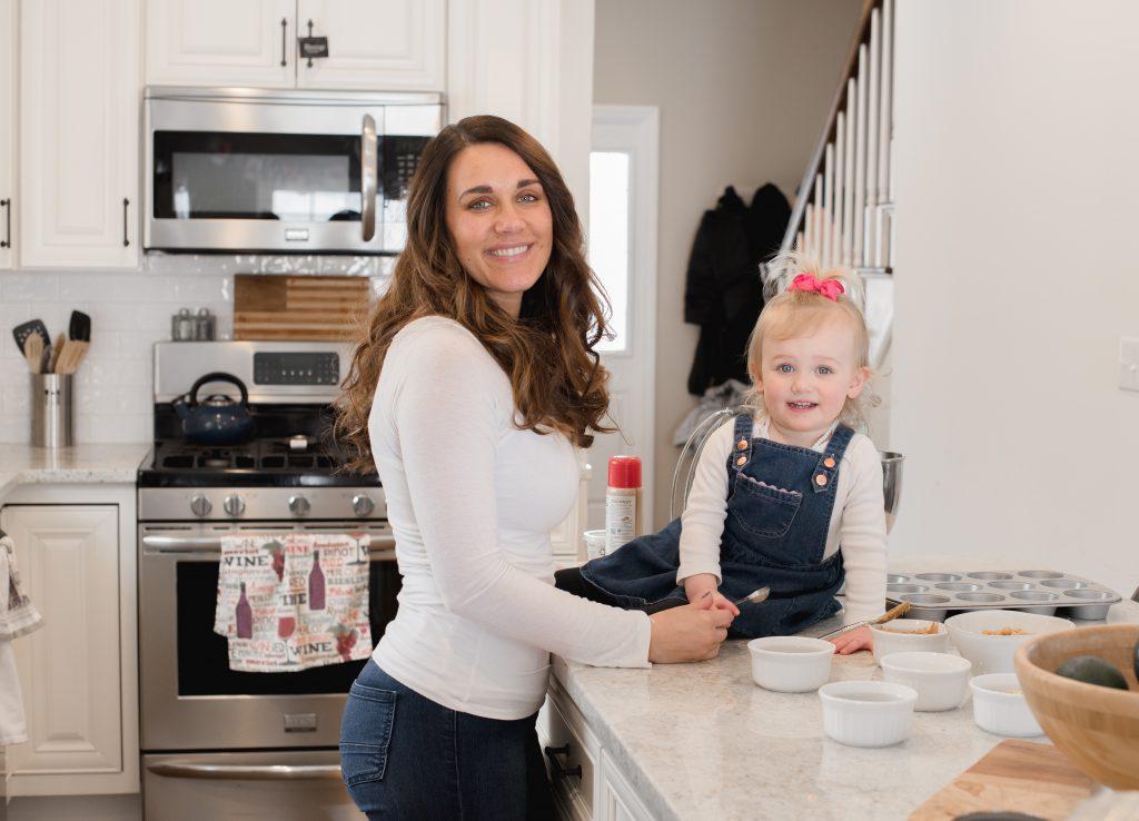 Jillian and daughter